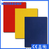 ACP with PVDF Painting for Construction Wall Curtain