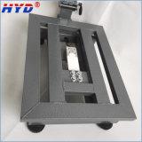 Escala de plataforma dual de la visualización del LCD de la potencia de Haiyida
