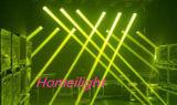 DMX 230W 당 축하 전시를 위한 이동하는 맨 위 광속 빛 4PCS 반점 빛 LED 빛