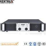 Amplificador audio estereofónico do misturador da potência das canaletas do som 2 do preço barato