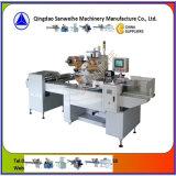 De dienblad-vrije Horizontale Automatische Machine van de Verpakking van het Wafeltje