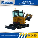 Máquina da máquina escavadora da máquina escavadora de roda de cubeta Xe35u de XCMG 4ton