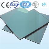 Schwarzer/Blau-abgetönter/freier Gleitbetrieb/milderte reflektierendes Glas für Gebäude