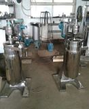 Virgin Coconut Oil Centrifuge Vertical Type Separation trifase Tubular Rotate Oil Separator per Coconut/Purifier