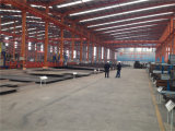 날조된 튼튼한 질 강철 건물 강철 구조물 작업장 또는 창고