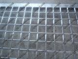 Engranzamento de folha perfurado da tela do metal do pulverizador do PVC