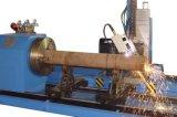 Länge des 300mm Durchmesser-bewegliche Rohr CNC-Ausschnitt-Roboter-10meters