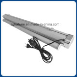 Preço competitivo Boa qualidade Vertical Electric Aluminium Roll up Banner Stand for Advertising