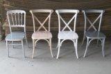 Hölzerne Bankett-Säubern-Kreuz-Rückseiten-Stühle 2016
