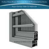 Portes d'aluminium de bonne qualité et de prix concurrentiel