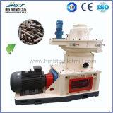 Machine en bois de vente chaude de boulette de 1-1.5t/H 90kw avec du ce