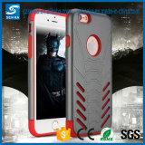 더하기 iPhone 7/7를 위한 제품 이동할 수 있는 부속 박쥐 화성 2017년 기우는 내진성 상자