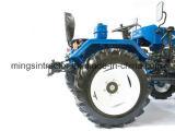 트랙터, 소형 트랙터, 트랙터를 점화하는 농장 트랙터