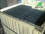 Rol van de Transportband van de Pijp van de Schacht van het staal de Industriële die in Kolenmijn wordt gebruikt