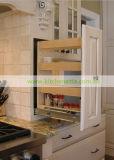 Het stevige Houten Meubilair van de Keuken van de Luxe van de Keukenkast (wh-D903)