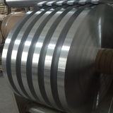 Tira de aluminio del final del molino en bobinas
