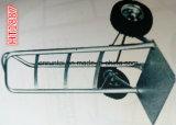 Сталь 2 колеса двигая вагонетку руки