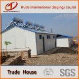 Büro-Fertighaus/fabrizierte Gebäude in der Gesamtmenge 1800 Quadratmeter vor