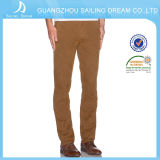 Man를 위한 도매 Best Qualit Pure Cotton Fabric Trousers