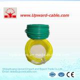kupferner flacher 450/750V/runder PVC/PE elektrischer Isolierdraht