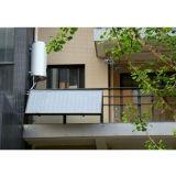 Vlakke Comité van de Collector van het balkon het Zonne Thermische