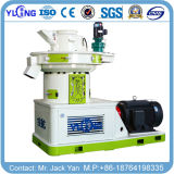 Anillo Vertical presión máquina de biomasa de madera Pelletizador