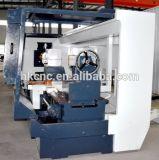 Máquina centralizada automática del torno del CNC de la base plana del sistema lubricante Cknc6163 de China