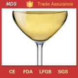 Het in het groot Glas van de Wijn van de Bevordering van Dishware van het Restaurant voor Gift