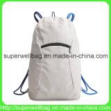 un poids léger, sac de sac à dos de cordon de sports