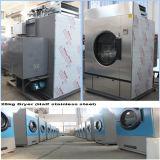 Máquina comercial automática cheia do secador da queda da lavanderia