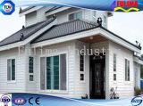 La casa prefabricada únicamente Shaped/prefabricó la casa/el chalet (SSW-P-012)