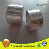 Cinta del papel de aluminio con el trazador de líneas del Libro Blanco