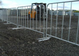 Загородка барьера управлением толпы Galvanizedf 1100X2100mm