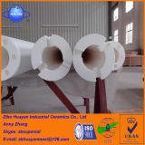 Tubo di ceramica del rullo del quarzo del silicone del trasportatore per trasporto e la tempera di vetro