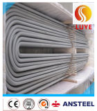 Câmara de ar soldada laminada inoxidável da tubulação de aço (TP304/316L/321/310S/904L/316Ti)