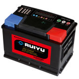 12V DIN66에 의하여 밀봉되는 유지 보수가 필요 없는 자동차 배터리