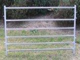 Загородка скотин стальной трубы сваренная