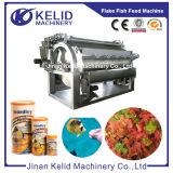 高品質熱い販売法の薄片の魚の食糧機械装置