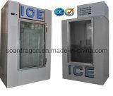 Glastür-Eisspeicher-Sortierfach für die Förderung verwendet (WGL-400)