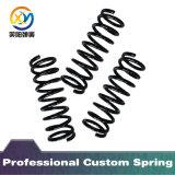 Ressort de torsion spiralé fait sur commande de ressort de compression d'offre