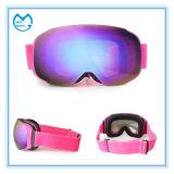 Magnetische auswechselbare PC Objektiv-Schutzbrillen für Skifahren-Sport