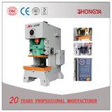 Máquina neumática Jh21-63ton de la prensa de energía de la cama fija del C-Marco