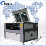 Ck1390 150W 16mm Furnierholz-Laser-hölzerner Ausschnitt-Maschinen-Preis