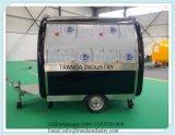 Kar van de Espresso van het Karretje van Usetransport van de gast de Automatische