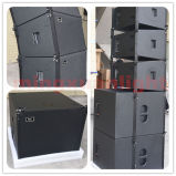 Линия коробка Вера S18 диктора блока 18inch Subwoofer