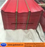 Mattonelle di tetto del trapezio PPGI/PPGL/strato d'acciaio
