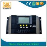 MPPTのLCD (ST4-30)が付いている熱い販売30Aの太陽充電器のコントローラ