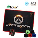 Overwatch Gaming Mouse Pad com borda bloqueada para atacado