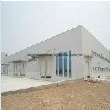 Портальная мастерская стальной структуры света рамки механически с высоким качеством