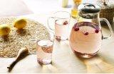 Glace de boissons de tasse de Galss de résistance thermique